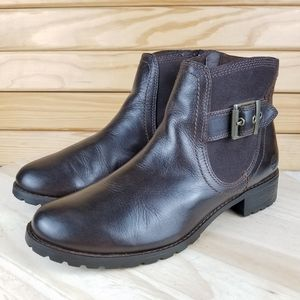 Timberland Earthkeepers Bethel Zip Ankle Boots